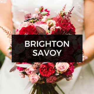 Brighton Savoy Wedding