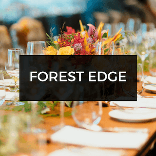 Forest Edge Receptions Wedding