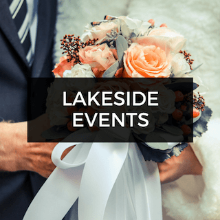 Lakeside Events Wedding