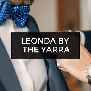 Leonda By The Yarra Wedding