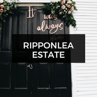 Ripponlea Estate Wedding