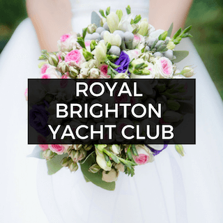 Royal Brighton Yacht Club Wedding