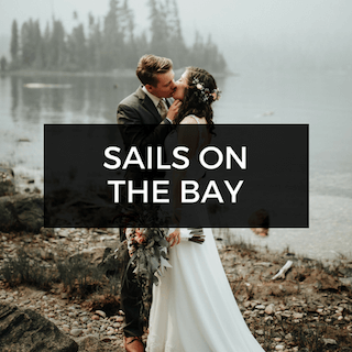 Sails on the Bay Wedding