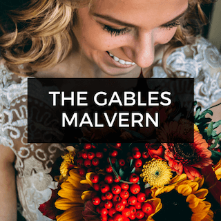 The Gables Malvern Wedding