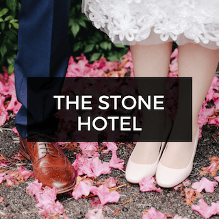 The Stone Hotel Wedding