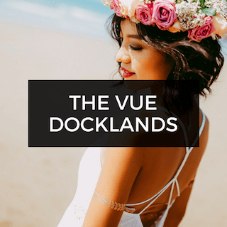 The Vue Docklands Wedding